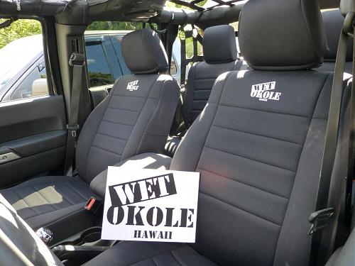 Wet Okole Waterproof Seat Cover Review Testing