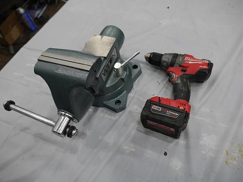 Click image for larger version.  Name:Wilton Tradesman 1755 Vise (3).jpg Views:0 Size:80.1 KB ID:943